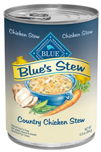 BLUE Buffalo Country Chicken Stew Can Dog Food