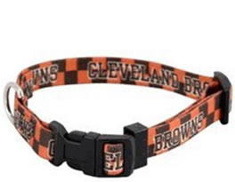 Dog Collar - NFL - Cleveland Browns