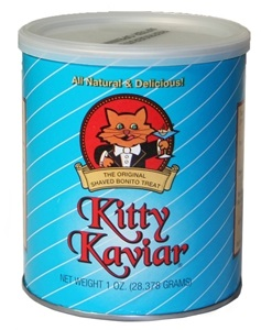 Kitty Kaviar Cat Treats .5oz