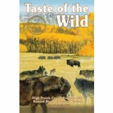 Taste of The Wild High Prairie with Bison and Venison - Dry Food