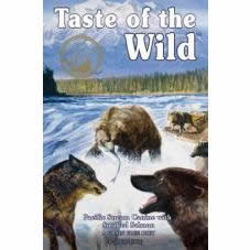 Taste of The Wild Pacific Stream With Salmon - Dry Food